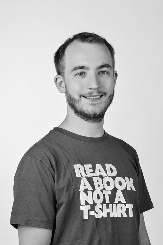 Portrait von Jan Schneidt