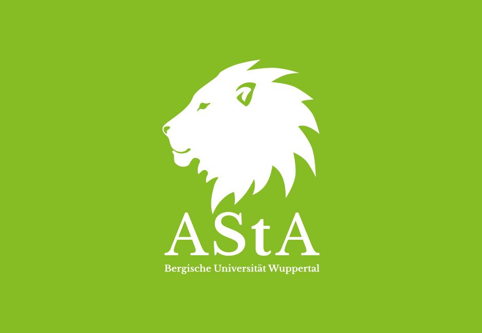 AStA Logo der BUW
