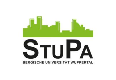 StuPa Logo der Bergischen Universität Wuppertal