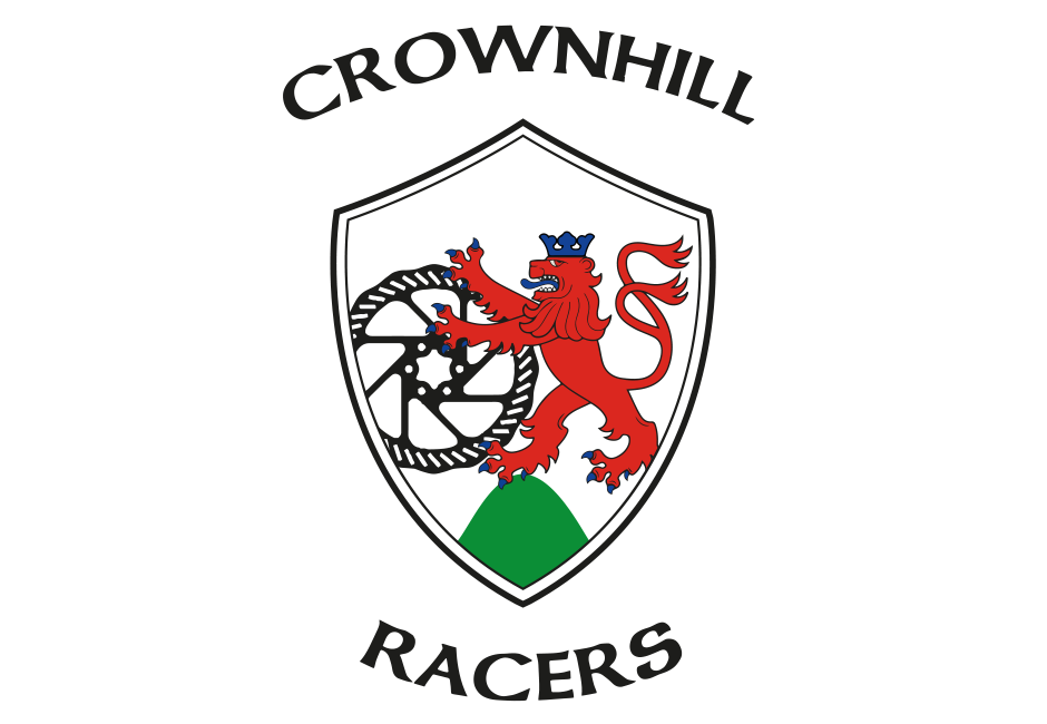 crownhill racers Logo