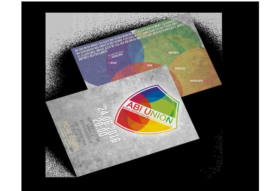Abi Union Flyer